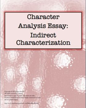 Characterization Essay Thesis - Bachelor Thesis Ghostwriter Kosten