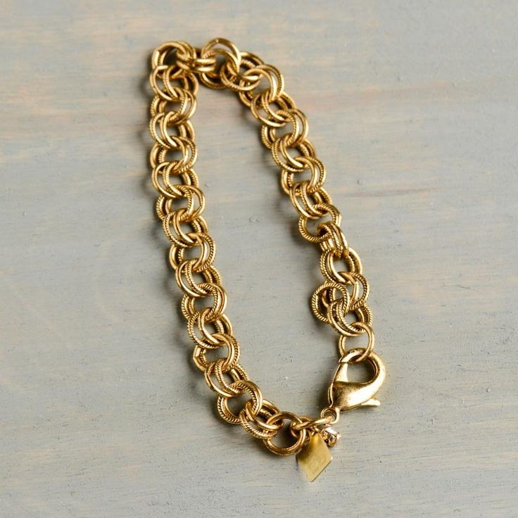 john wind double link bracelet john wind jewelry pinterest