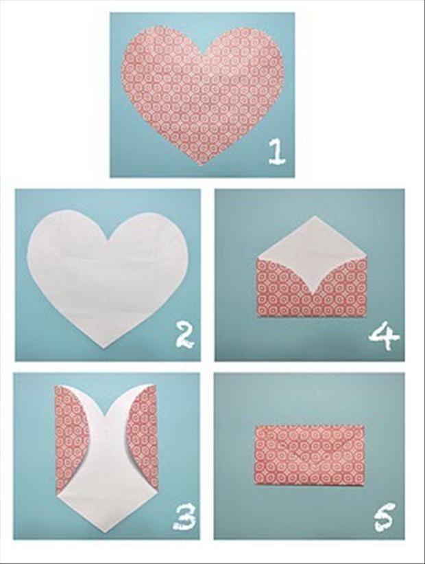 make your own envelopes