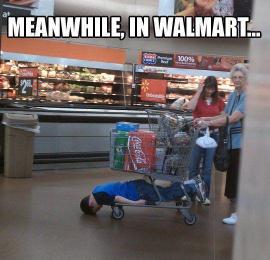 Oh, Walmart.