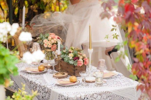 Décoration de table  :: Wedding ::  Pinterest
