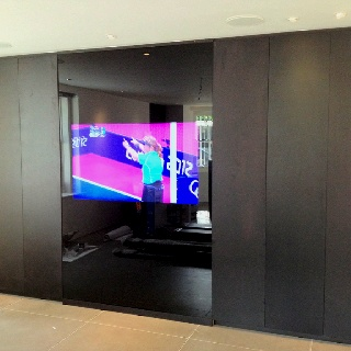 Pin By Pictureframe Tv On Mirror Tvs Pinterest