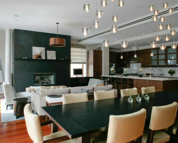 dining living room combo house project pinterest