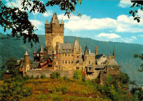 Cochem germany places pinterest - Cochem alemania ...