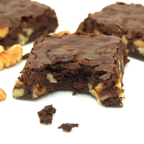 Cocoa Brownies with Browned Butter and Walnuts | Recipe