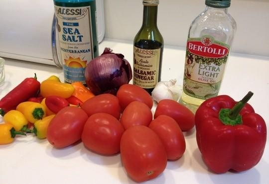 HOW TO MAKE BOOZE-Y, CREAMY ROASTED TOMATO BASIL SOUP BY RACHEL HOBSON