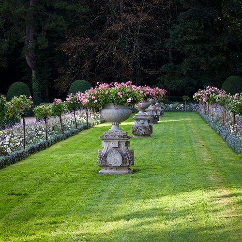Catherine de' Medici's garden