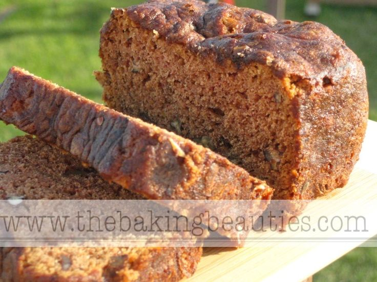Gluten-Free Zucchini Bread - The Baking Beauties: this was fabulous! I ...