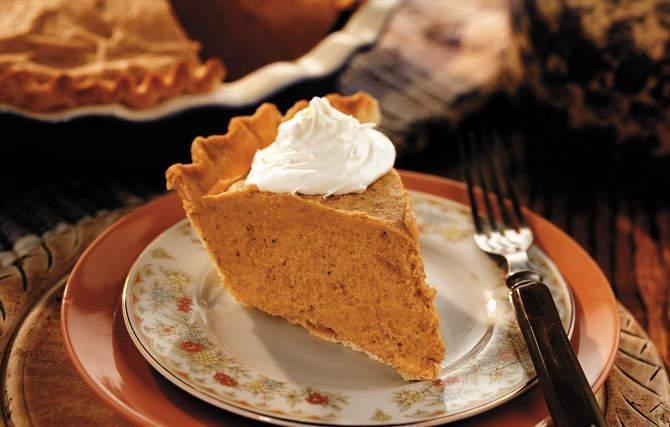Pumpkin Chiffon Pie | Favorite Cakes & Pies | Pinterest