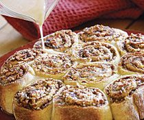 Fastest Cinnamon Buns | Recipe
