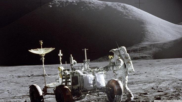 view inside nasa lunar rover - photo #43
