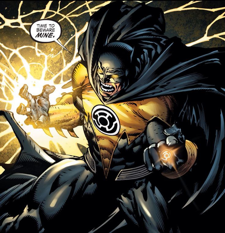 Yellow Lantern Batman Arkham City Batman Yellow Lantern Ring