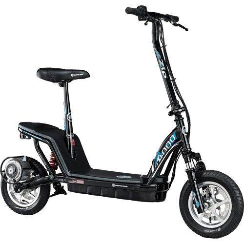 Currie Ezip 750 Electric Scooter Pictures
