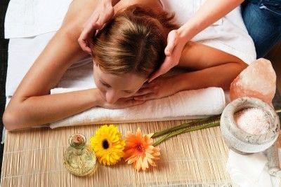 therapeutic massage keep warm
