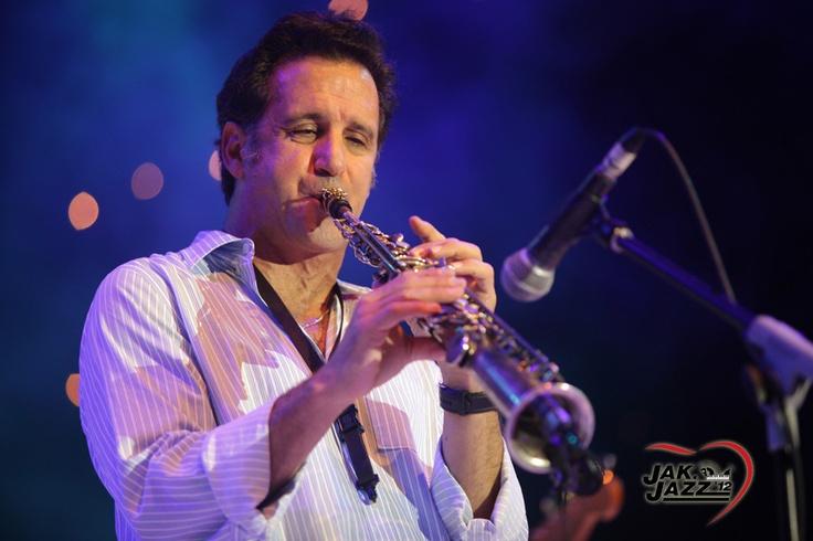 Eric Marienthal At JakJazz2012