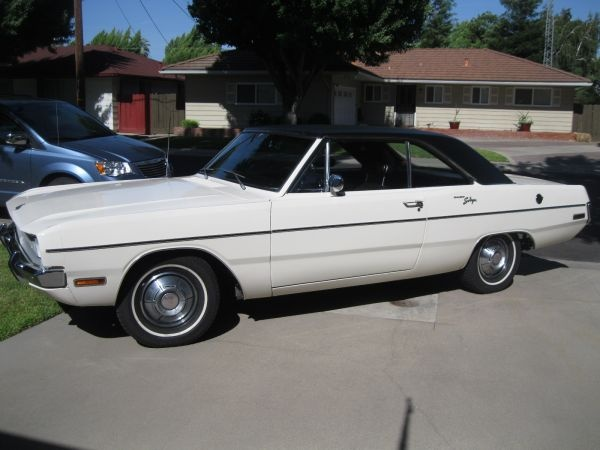 1970 dodge dart swinger lisa 39 s was a light metallic blue with black. Cars Review. Best American Auto & Cars Review