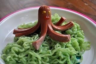 Noodle Monster