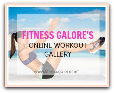 Great workout videos online free quiz