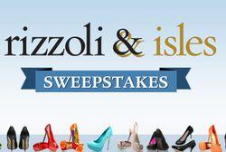 $10,000 cash  Rizzoli and Isles – Win