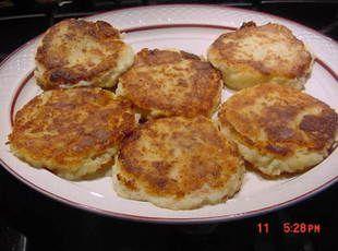 potato pancake recipes