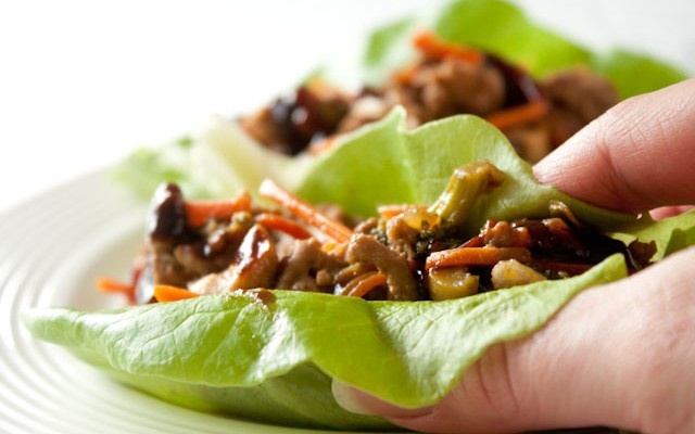 Chinese Turkey Lettuce Wraps | Its whats for Dinner... | Pinterest