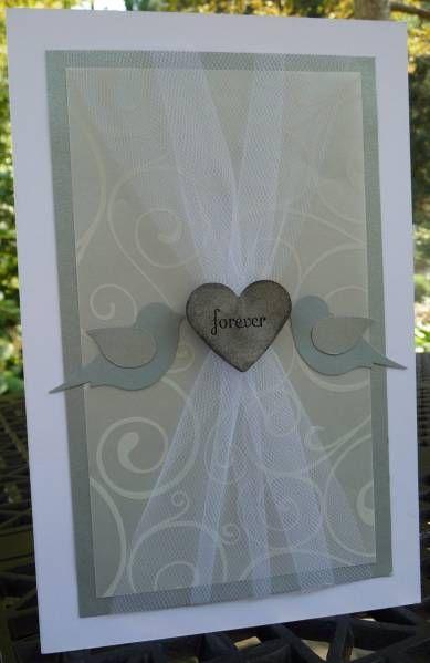 mens pocket wallet Work Wedding Love Birds  Wedding ideascards