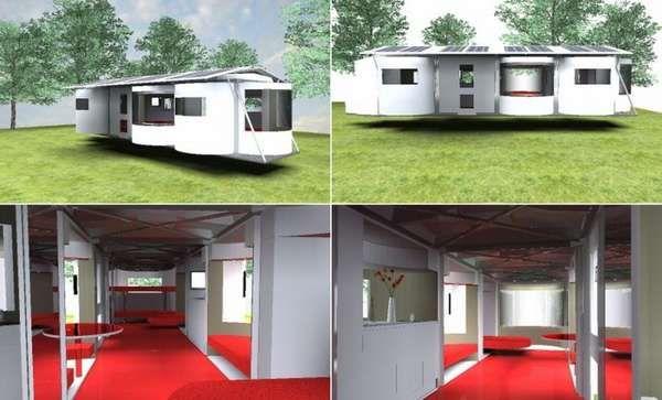 The Future Of Mobile Home Design Mobile Home Modern Design