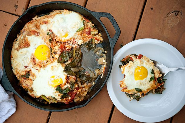Kale And Feta Breakfast Casserole Recipes — Dishmaps