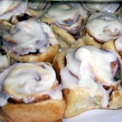 Clone of a Cinnabon Allrecipes.com | Recipes to try | Pinterest