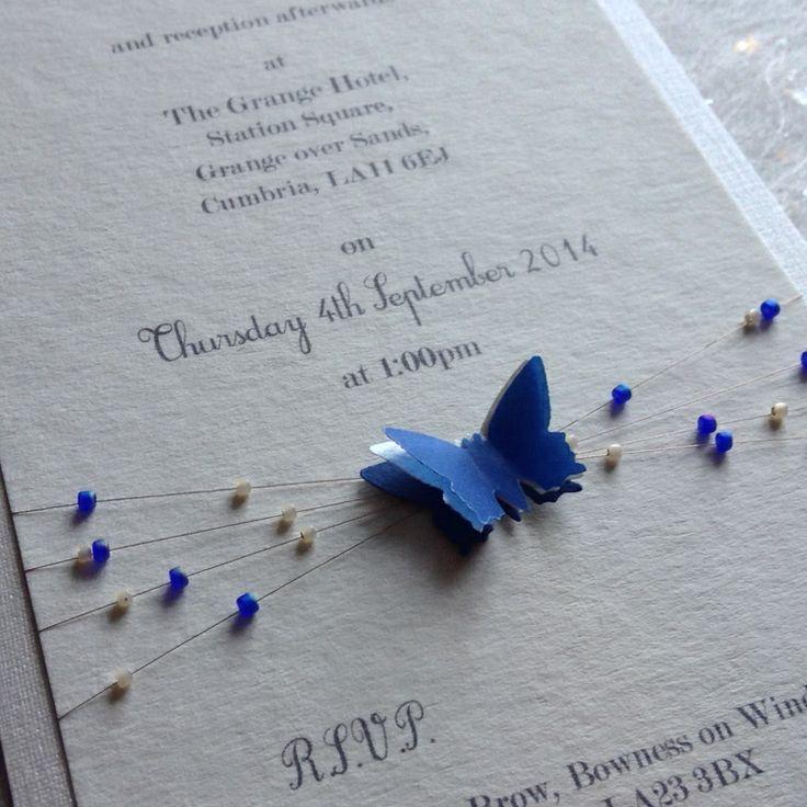 Royal Blue Butterfly Wedding Decorations: Disney frozen birthday ...