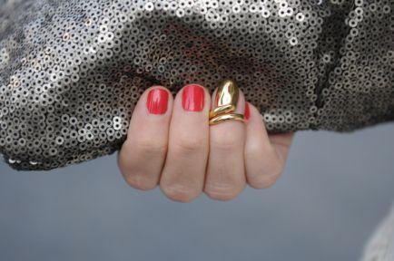Un anillo de uña ¡pruébalo!