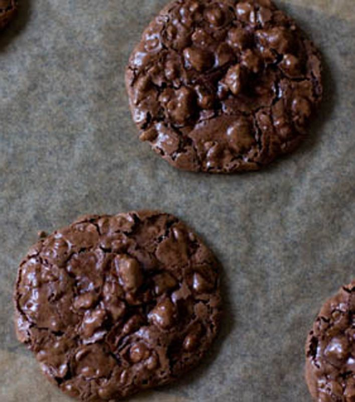 Chocolate Puddle Cookies | Favorite Recipes | Pinterest
