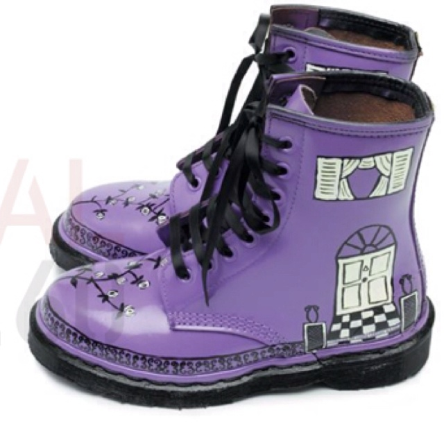 Doc Martens For Kids