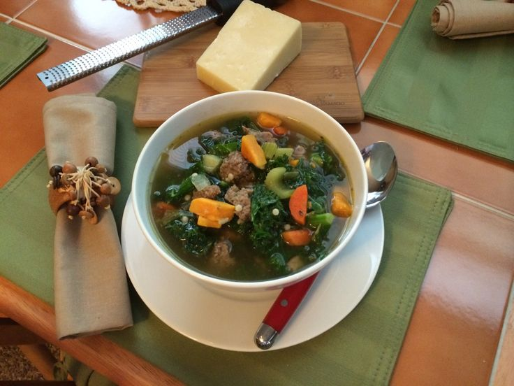 My Recipe For Turkey Sausage, Sweet Potato, And kale Soup. Visit ...