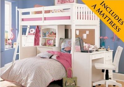 Design Dazzle: Bunk Beds For Kids Rooms