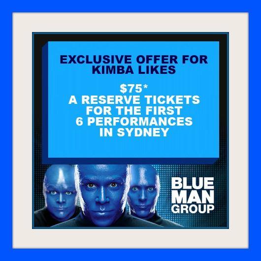 Blue Man Group Tickets Blue Man Group Schedule