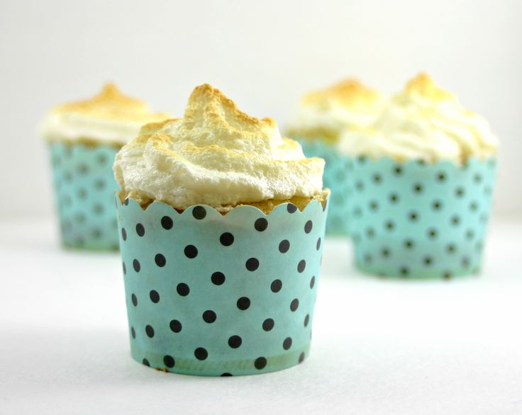 Southern Comfort Lemon Meringue Cupcake! Don't miss out on this!