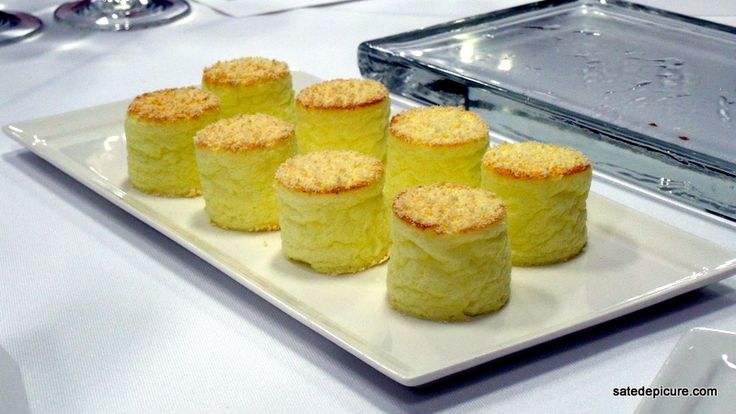 Cheese souffle | Bread | Pinterest
