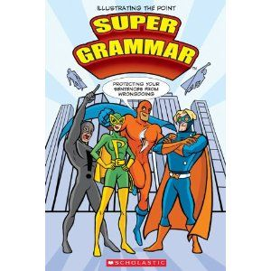 SUPER Grammar - You have to check this out.  The kids will LOVE it!  They have a great blog and a book coming out in September. Can't wait to use it!