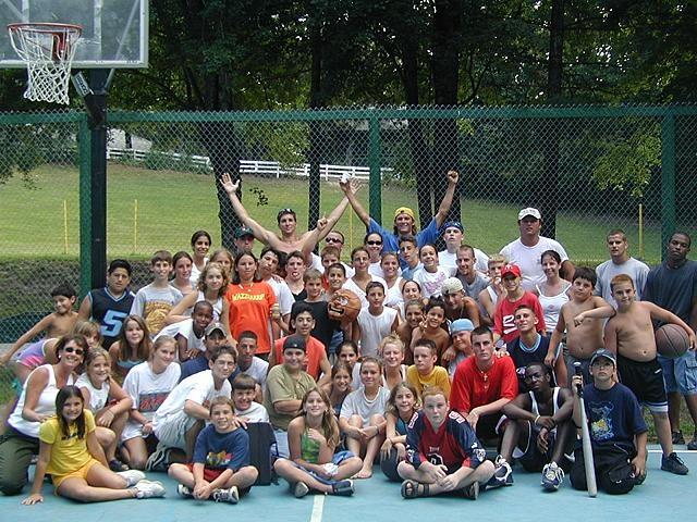 Co ed teen summer camp