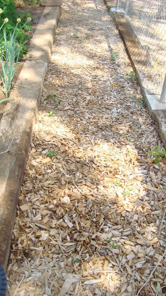 Landscaping With Wood Mulch : Free natural wood chips for landscaping garden lovelies