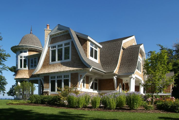 Westchester With Gambrel Roof Wanna Haves Pinterest