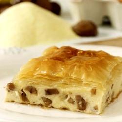 Chestnut Pastry Cream Recipe — Dishmaps