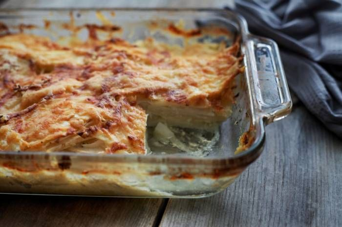 Friday - Celery Root and Onion Gratin | This Week on KaryOsmond.com ...