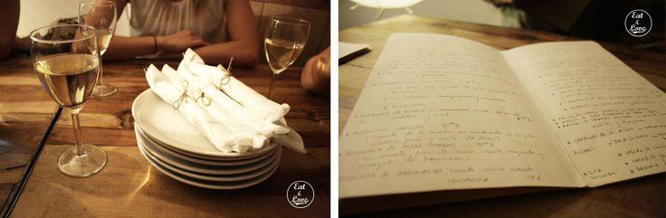 Restaurante Blanca 6, Madrid