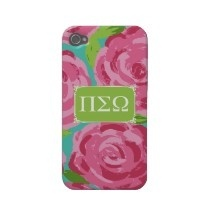 Sorority Roses casemate cases by Jmariegarza