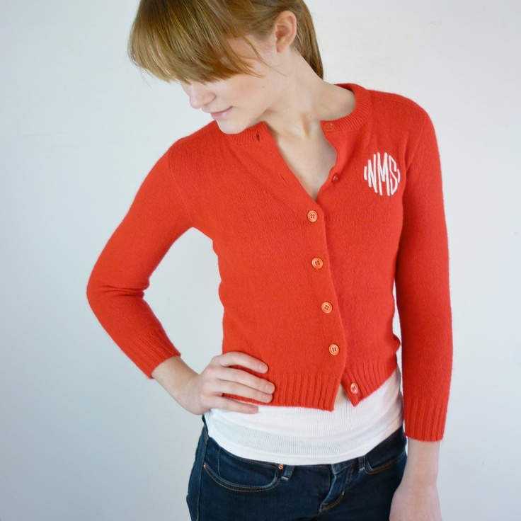Petite Red Sweater 38