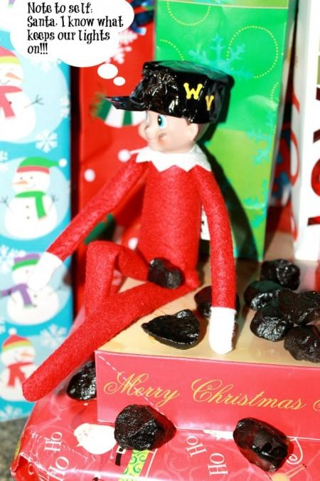 ... Elf on the Shelf Photo Contest or submit your own elf photo for the