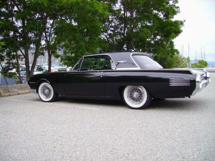 1961 thunderbird sweet rides pinterest