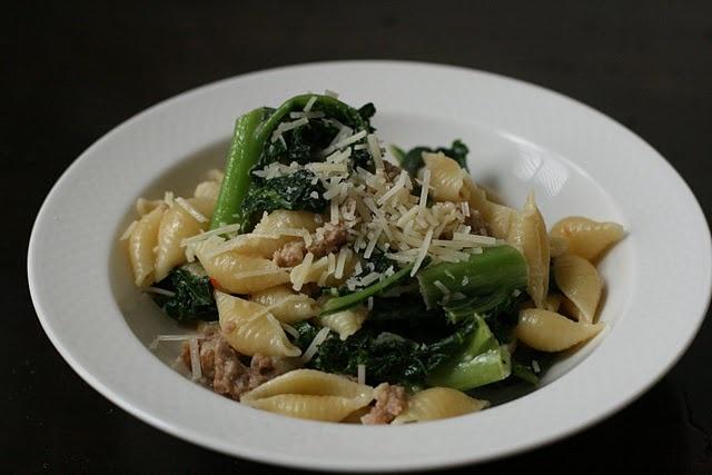 Sausage and Kale Pasta | Food, Glorious Food! | Pinterest